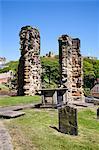 Ruines du château de St. Marys Churchyard, Scarborough, North Yorkshire, Yorkshire, Angleterre, Royaume-Uni, Europe