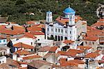 Church of the Holy Trinity, Pagondas, Samos, Aegean Islands, Greece