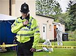 Lieu du crime en criminalistique