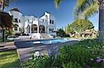 Tropische Villa Pool