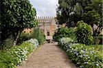 Andalusian Gardens, Kasbah of the Udayas, Rabat, Morocco