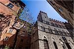 Palazzo Chigi-Saracini, Siena, Tuscany, Italy
