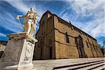 Cathédrale d'Arezzo, Arezzo, Toscane, Italie