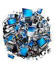 Bereich der Digitalgeräte