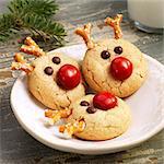 Biscuits de beurre d'arachide Rennes