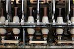 Filature de laine industrielle Machine, Ontario, Canada