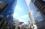 Buildings in Umeda, Osaka