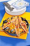 Kropf Fisch Paella Pfanne