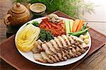Korean food, Bossam