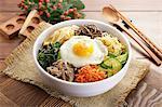 Korean food, Bibimbap