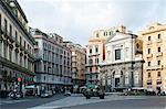 Piazza Trieste e Trento and the Carciofo fountain.