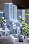 Buddhist graves