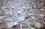 Ten thousand Yen notes