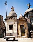 La Recoleta Friedhof Recoleta, Buenos Aires, Argentinien