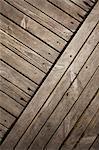 Full frame shot of wooden floorboard