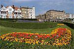 Gardens, Broadstairs, Kent, England, United Kingdom, Europe