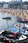 Beach, Viking Bay, Broadstairs, Kent, England, United Kingdom, Europe