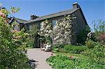 Hilltop, Sawrey, in der Nähe von Ambleside, Lake District-Nationalpark, Cumbria, England, Vereinigtes Königreich, Europa