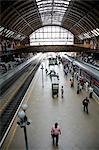 Estacao da Luz train station, Sao Paulo, Brazil, South America