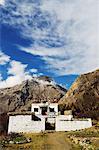 Muktinath Tempel, Muktinath, Annapurna Conservation Area, Mustang District, Dhawalagiri (Dhaulagiri), Westen (Pashchimanchal), Nepal, Himalaya, Asien
