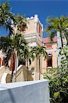 Frederick Lutheran Church, Charlotte Amalie City, St. Thomas Insel, US Virgin Islands, Westindische Inseln, Karibik, Mittelamerika