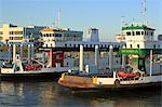 Port Bolivar Ferry, Galveston, Texas, United States of America, North America