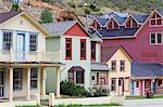 Centre-ville Black Hawk, Colorado, États-Unis d'Amérique, l'Amérique du Nord