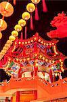 Thean Hou Chinese Temple, Kuala Lumpur, Malaysia, Southeast Asia, Asia