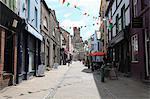 Caernarfon, Gwynedd, pays de Galles, pays de Galles, Royaume-Uni, Europe
