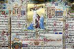 Altar book, Treasure Museum, Notre-Dame de Paris cathedral, Paris, France, Europe