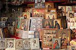 Icônes orthodoxes, Saint-Pétersbourg, en Russie, Europe