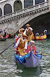 Regata Storica 2012, Venedig, UNESCO World Heritage Site, Veneto, Italien, Europa