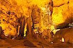 Neptune's Grotto near Alghero, Sardinia, Italy, Europe