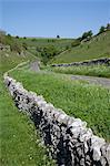 Long Dale near Hartington, Peak District, Derbyshire, England, United Kingdom, Europe
