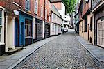 Elm Hill, Norwich, Norfolk, England, Vereinigtes Königreich, Europa