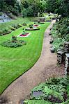 Die Plantage Garde, Norwich, Norfolk, England, Vereinigtes Königreich, Europa