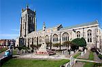 Église de Saint Pierre et Saint Paul à Cromer, Norfolk, Angleterre, Royaume-Uni, Europe