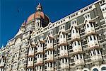 Taj Mahal Palace Hotel, Mumbai (Bombay), Maharashtra, Inde, Asie