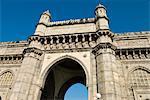 Passerelle de l'Inde, Mumbai (Bombay), Maharashtra, Inde, Asie