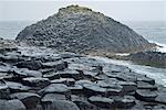 Fingal's Cave, Insel Staffa, Innere Hebriden, Schottland, Vereinigtes Königreich, Europa