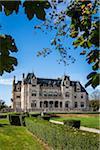 Ochre Court, Salve Regina University, Newport, Rhode Island, USA