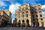 Lonja del Comercio Building, Plaza de San Francisco, Old Havana, Havana, Cuba