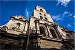 Low Angle View of Basilica Menor de San Francisco de Asis, Old Havana, Havana, Cuba