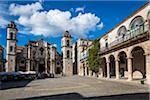 Cathedral of Havana, Plaza de la Catedral, Havana, Cuba