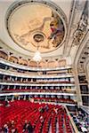 Interior of Garcia Lorca Auditorium in Gran Teatro de La Habana, Havana, Cuba