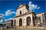Iglesia Parroquial de la Santisima Trinidad, Trinidad, Cuba