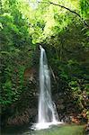 Hairazawa waterfall, Tokyo Prefecture
