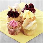 Mini Cupcakes selection