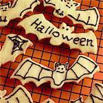 Halloween Biscuits
