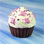 Easter Fairy Cake - Cupcake